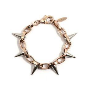 Joomi Lim single row spike bracelet